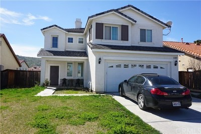 Moreno Valley Single Family Home For Sale: 26589 Calle Belding