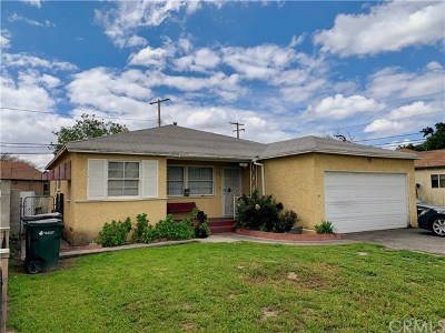 Lynwood Single Family Home For Sale: 4526 Blount Place