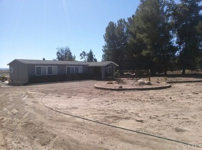 Winchester Manufactured Home For Sale: 32265 Keller Road