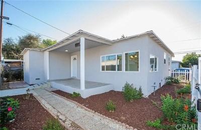 Whittier Single Family Home For Sale: 11907 Laurel Avenue
