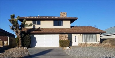Victorville Single Family Home For Sale: 14011 Driftwood Drive