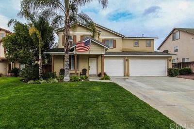 Riverside Single Family Home For Sale: 7916 La Crosse Way