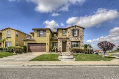 Riverside Single Family Home For Sale: 16001 Blue Mountain Court