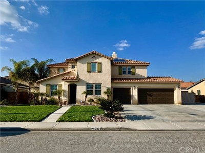 Moreno Valley Single Family Home For Sale: 28716 Belmont Park Way