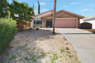 Canyon Lake Single Family Home For Sale: 30563 Meadowlark Drive