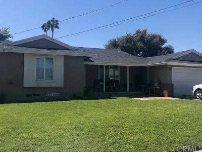 Rialto Single Family Home For Sale: 441 W Cornell Drive