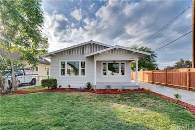 Riverside Single Family Home For Sale: 2709 Lime Street