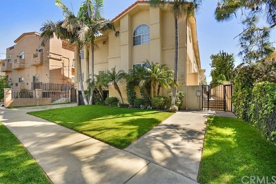 Valley Village Condo/Townhouse For Sale: 5228 Vantage Ave. #6