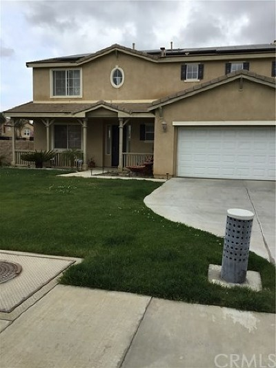 Riverside Single Family Home For Sale: 19406 Lurin Avenue
