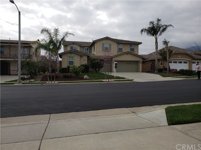 Rancho Cucamonga Single Family Home For Sale: 5206 Tahoe Place