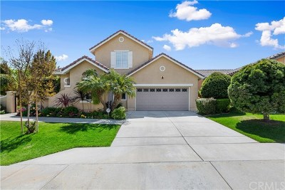 Menifee Single Family Home For Sale: 28481 Oasis View Circle