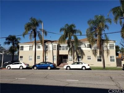 San Bernardino Multi Family Home For Sale: 2120 N D Street