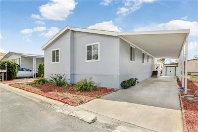 Riverside Mobile Home For Sale: 3663 Buchanan Street