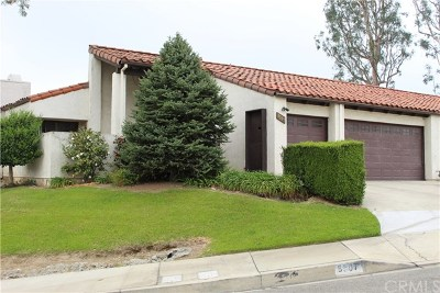 Rancho Cucamonga Condo/Townhouse For Sale: 8507 Red Hill Country Club Drive