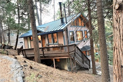 Crestline Single Family Home For Sale: 24710 Nestal Court
