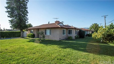 West Covina Single Family Home For Sale: 2149 Mesita Avenue
