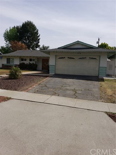 Upland Single Family Home For Sale: 1422 N Tulare Way
