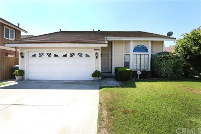 Chino Single Family Home For Sale: 6835 Stonegate Drive