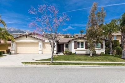 Rancho Cucamonga Single Family Home For Sale: 12260 Blackstone Drive