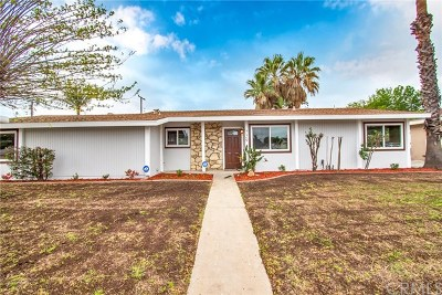 Rialto Single Family Home For Sale: 729 E Home Street