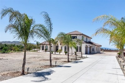 Perris Single Family Home For Sale: 19373 Day Street