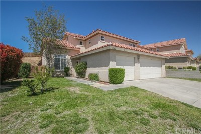 Victorville Single Family Home For Sale: 17582 Hudson Drive