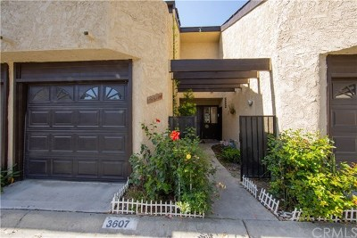 West Covina Condo/Townhouse For Sale: 3607 Sequoia Circle #67