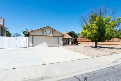 Moreno Valley Single Family Home For Sale: 15425 Paseo Cortez