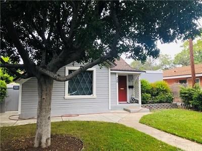 Single Family Home For Sale: 325 E E