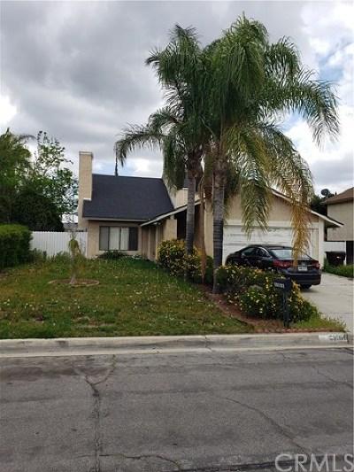 Moreno Valley Single Family Home For Sale: 12056 Swegles Lane
