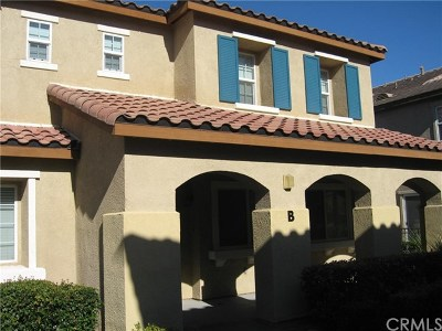 Moreno Valley Condo/Townhouse For Sale: 25888 Iris Avenue #B