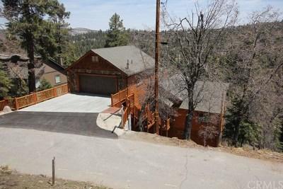 Blue Jay, Cedarpines Park, Crestline, Lake Arrowhead, Running Springs Area, Arrowbear, Big Bear, Rimforest, Cedar Glen, Wrightwood Single Family Home For Sale: 1265 Pigeon Road