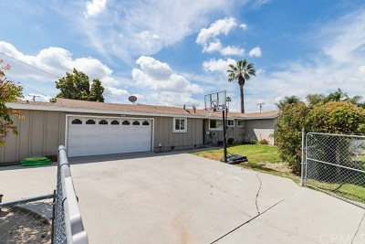 Covina Single Family Home For Sale: 16240 E Elgenia Street