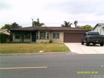 San Bernardino Single Family Home For Sale: 4952 N Mountain View Avenue