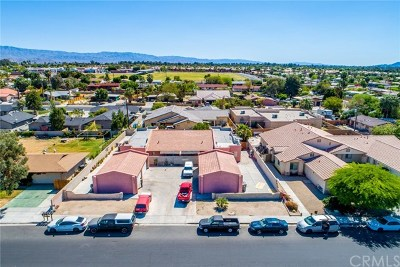 Cathedral City Multi Family Home For Sale: 34900 Marcia Road