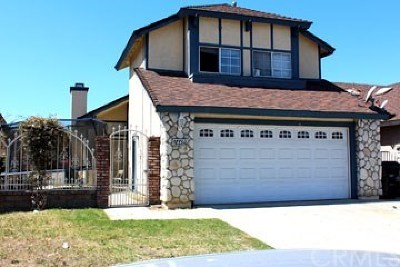 Fontana Single Family Home For Sale: 14489 Oak Knoll Court