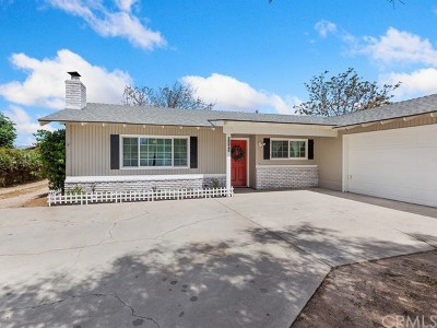 Norco Single Family Home For Sale: 2183 1st Street