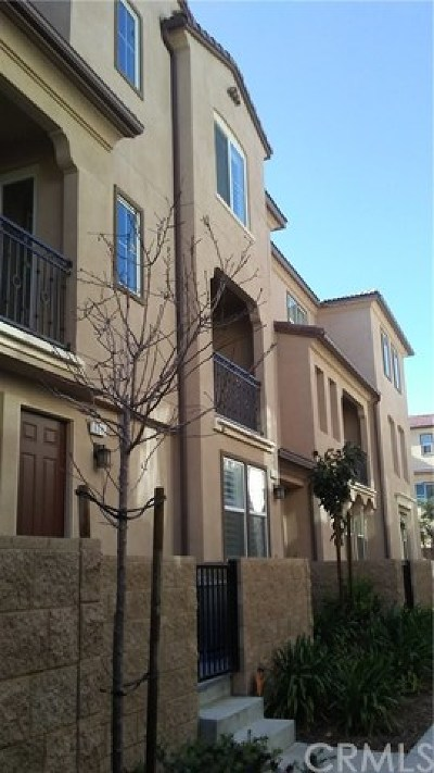 Eastvale Condo/Townhouse For Sale: 6341 Norma Court