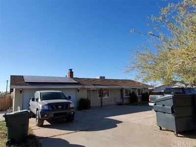 Apple Valley Single Family Home For Sale: 11034 Moki Road