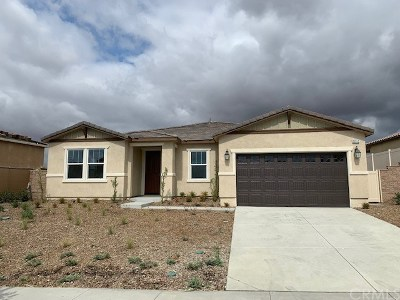 Winchester, French Valley Single Family Home For Sale: 32912 Bachelor Peak Street