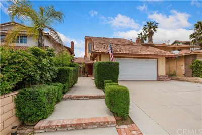 Moreno Valley Single Family Home For Sale: 11937 Honey Hollow