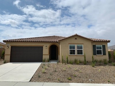 Winchester, French Valley Single Family Home For Sale: 32811 Bachelor Peak Street