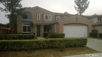 Orange County, Riverside County Single Family Home For Sale: 27917 Auburn