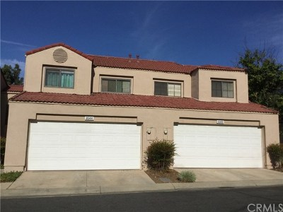 Rancho Cucamonga Condo/Townhouse For Sale: 8544 San Gorgonio Place