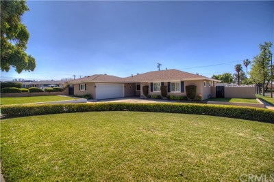 Upland Single Family Home For Sale: 312 E Monitor Court