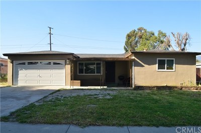 San Bernardino Single Family Home For Sale: 1804 Cleveland Street