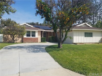 West Covina Single Family Home For Sale: 1711 E Alaska Street
