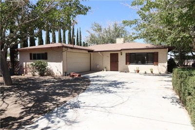 Littlerock Single Family Home For Sale: 9421 E Avenue T2