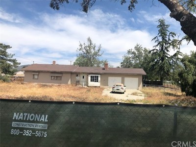 Cherry Valley Single Family Home For Sale: 39614 Brookside Avenue