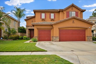 Rancho Cucamonga Single Family Home For Sale: 9525 Springbrook Court